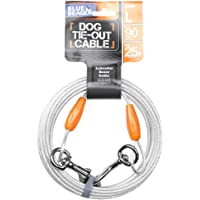 BV Pet Reflective Tie Out 25 Ft. Cable