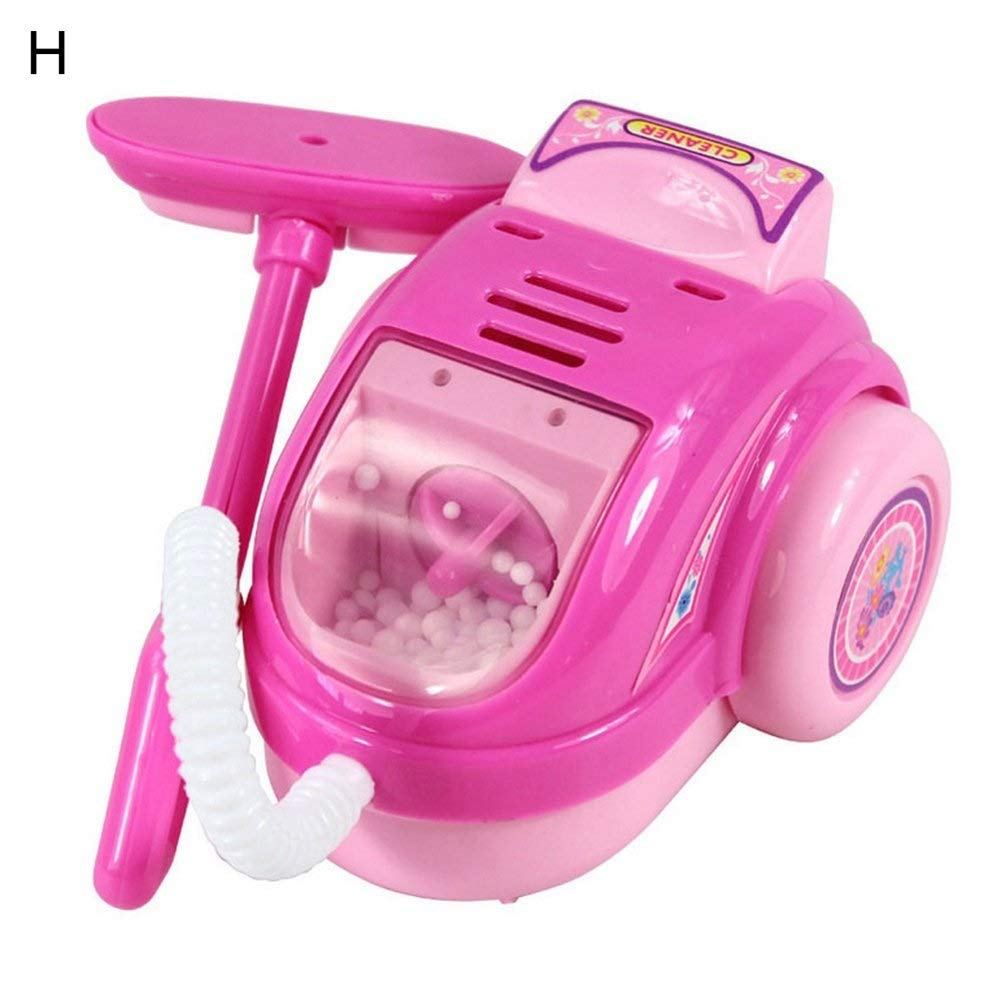 G RANRANJJ Gourmet Kitchen Appliances Toy Pretend Play Set for Kids with Mixer, Toaster, Home Appliances Simulate Kitchen Toys (color   G)