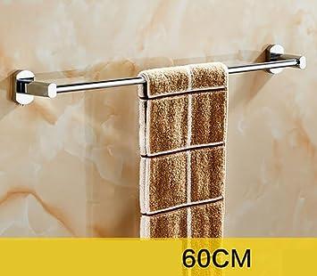 GuoEY Estantería de baño Toalla único Bar, Toallas de baño Colgante de Hardware (Color : 2#).: Amazon.es: Hogar