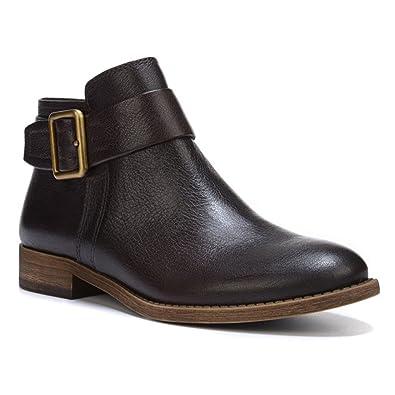 Franco Sarto Womens pebbles Closed Toe Ankle Fashion Boots Taupe Size 7.0 hwrW