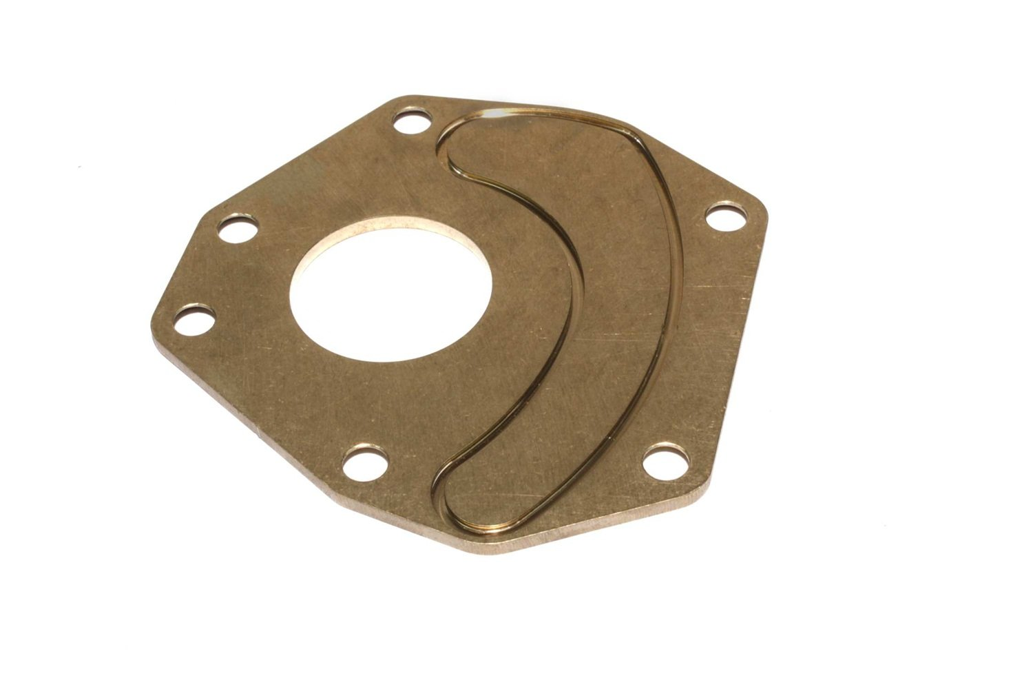 COMP Cams 549102 Thrust Plate (Bronze For Rhs Ls Block) by Comp Cams