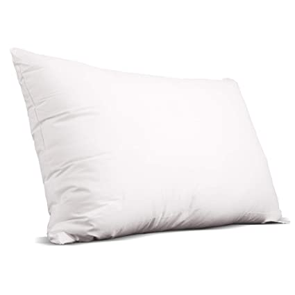 Amazon Com Pillows For Sleeping Edow Luxury Low Loft Down