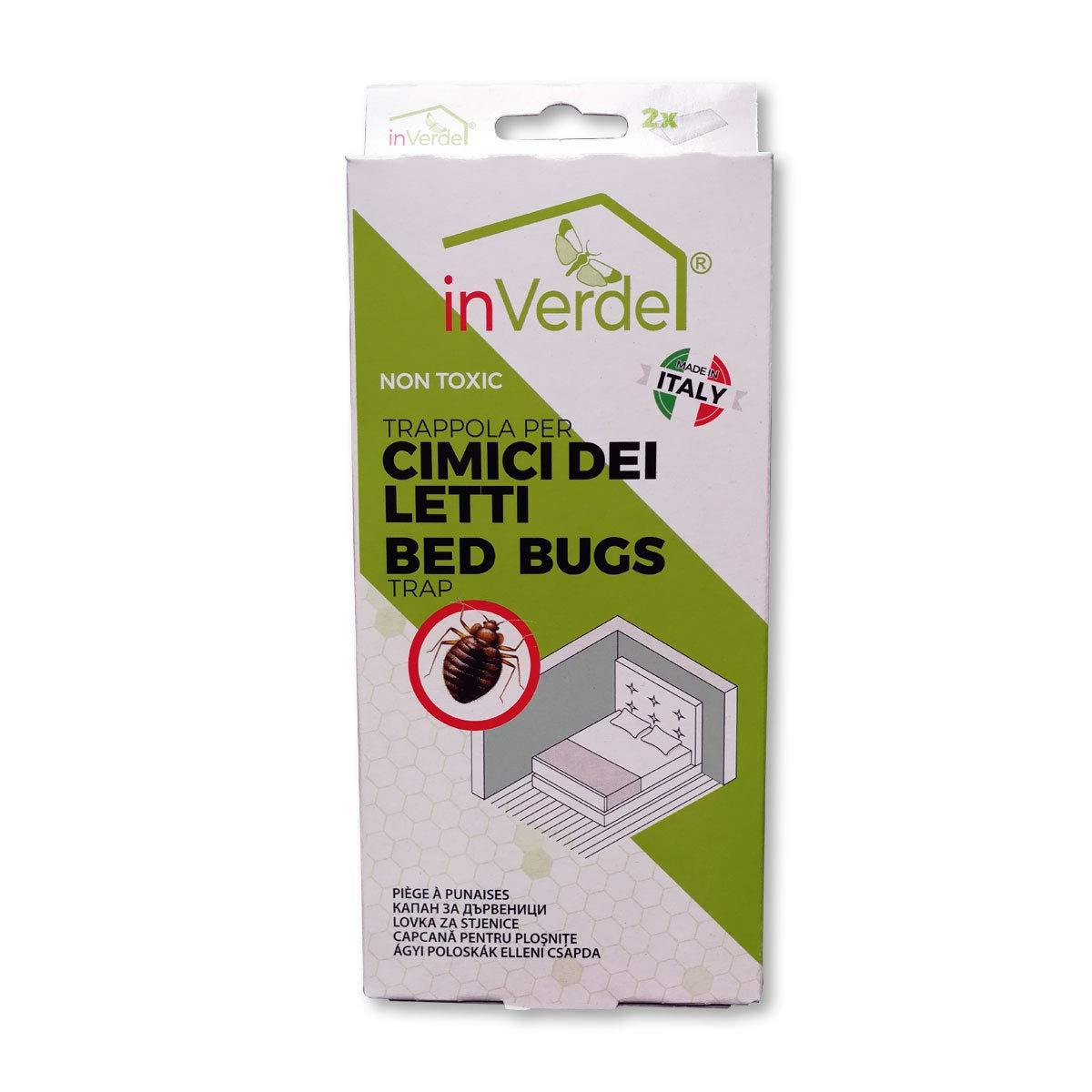 BED BUG Trappole adesive per cimici dei letti