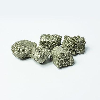 Pirita - Hermosa piedra natural en bruto - La energía positiva de la naturaleza - decoración