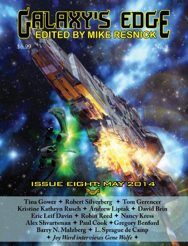 Galaxy's Edge Magazine: Issue 8, May 2014 (Galaxy's Edge)