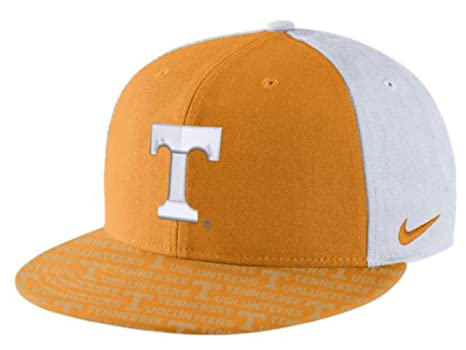 Image Unavailable. Image not available for. Color  Tennessee Volunteers Nike  NCAA Week Zero Trainer 5 True Snapback Hat Cap 4d73798bdd3