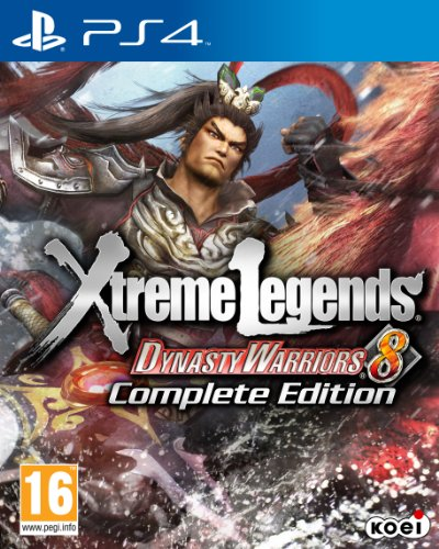 Xtreme Legends Dynasty Warriors 8 for PS4 - 2