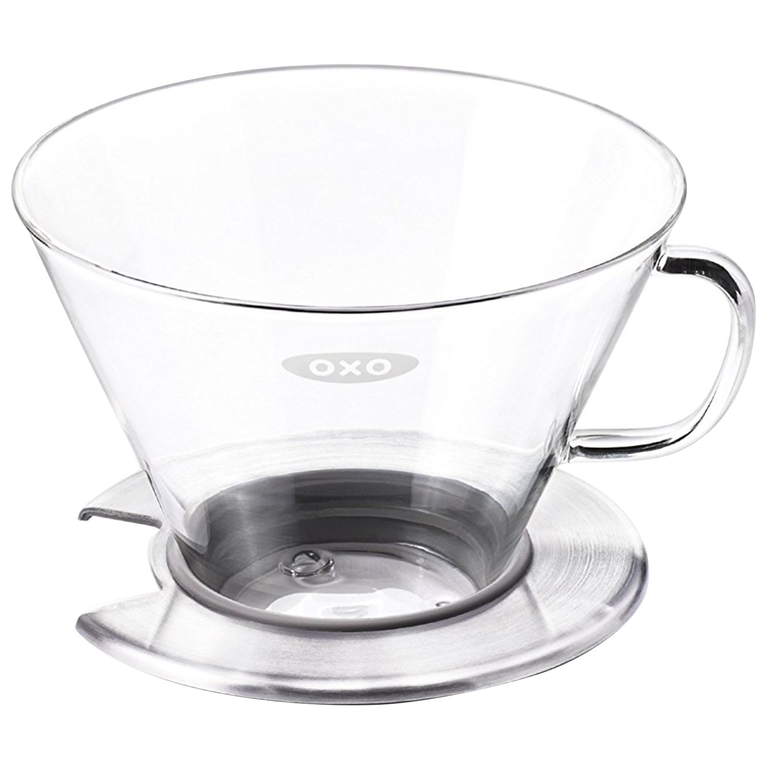 OXO Good Grips Glass Pour-Over Coffee Dripper