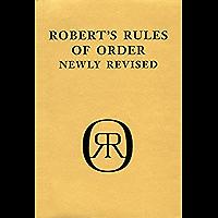 Robert's Rules of Order - Pocket Guide