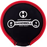 Hyperwear SandBell Fitness Sandbags Ships PRE-Filled with Clean USA Sourced Sand Sizes 2lb -50lb