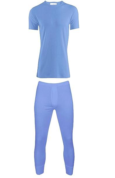 b.u.l ® 2 Hombre Extrem caliente térmica ropa interior conjunto Chaleco de manga corta & Largo