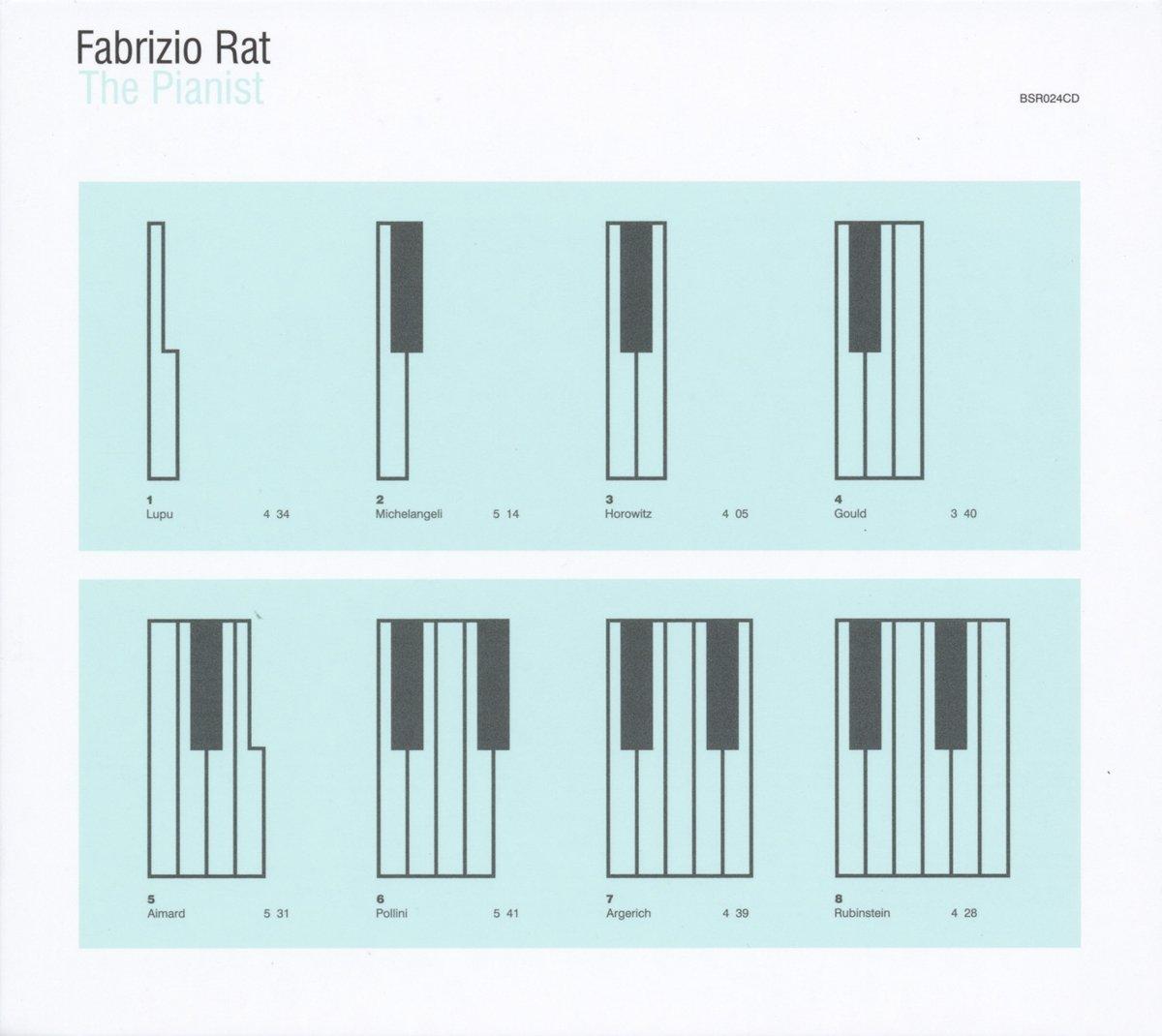 Fabrizio Rat - Pianist (United Kingdom - Import)