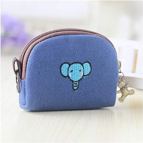 Korean Style Girl Card Key Mini Purse Pouch Bag Small Zipper Coin Holder Wallet