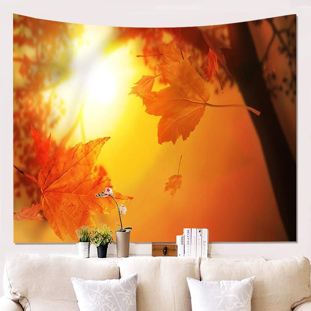 壁掛けタペストリー ぶら下げ絵画ホーム3d風景の壁布ハング布背景布ぶら下げタペストリー壁ヨーロッパとアメリカ装飾毛布150 * 130センチ、11 寝室用タペストリー   B07PSGLKX8