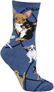 product image for Wheel House Designs Women's Chihuahua Socks
