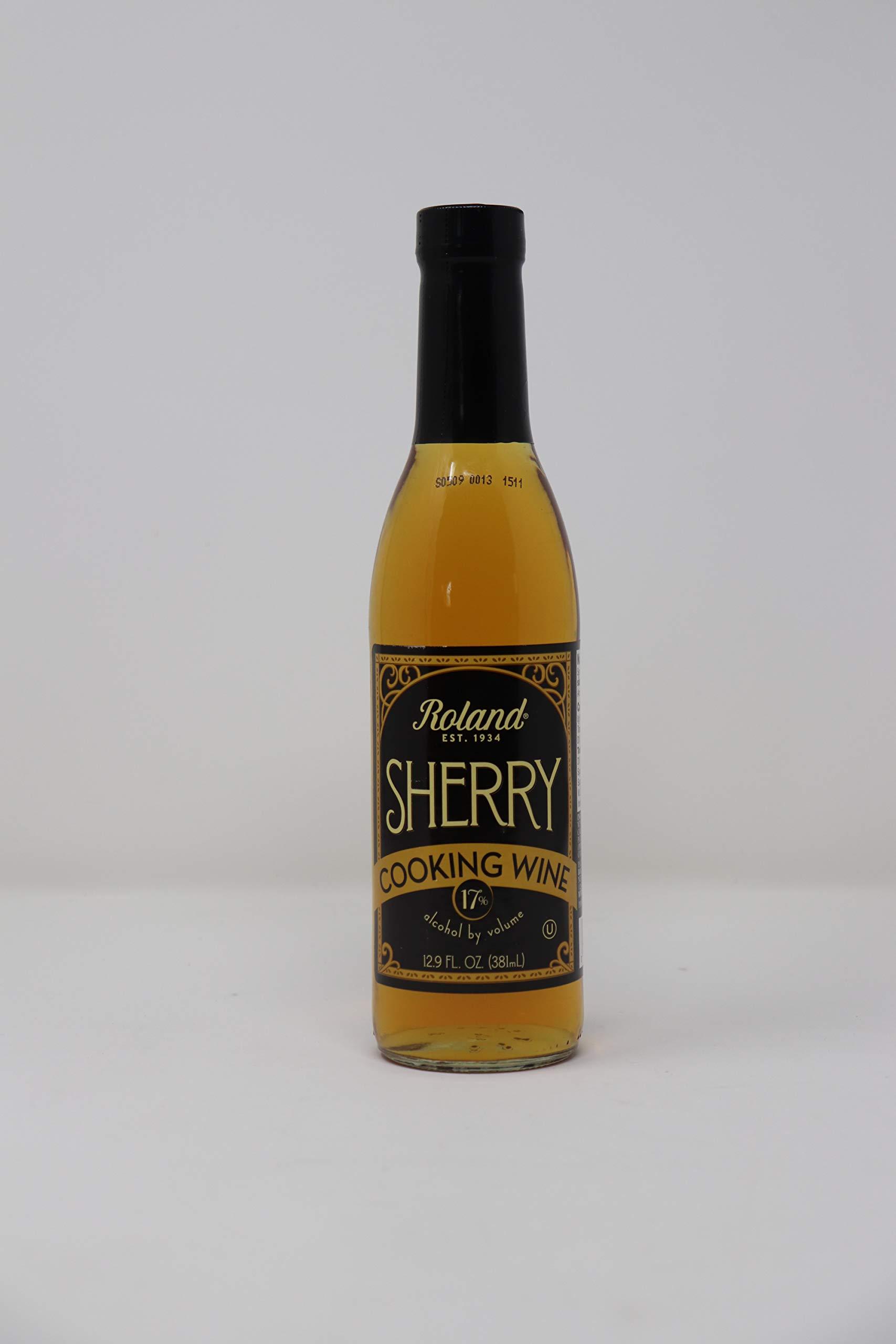 Roland Sherry Cooking Wine, 12.9 Fl. OZ