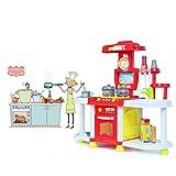 Fashionwu Cooking Ware Kitchen for Kids Simulate