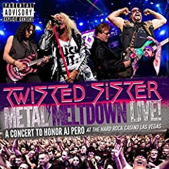 On May 30th 2015, the first ever Metal Meltdown concert series event kicked off at The Joint at the world famous Hard Rock Casino in Las Vegas. The legendary, multi-platinum selling hard rock band Twisted Sister performed an explosive 90 minu...