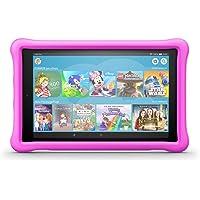 Fire HD 10 Kids Edition-Tablet, 25,65 cm (10,1 Zoll) 1080p Full HD-Display, 32 GB, blaue kindgerechte Hülle (vorherige Generation – 7.)