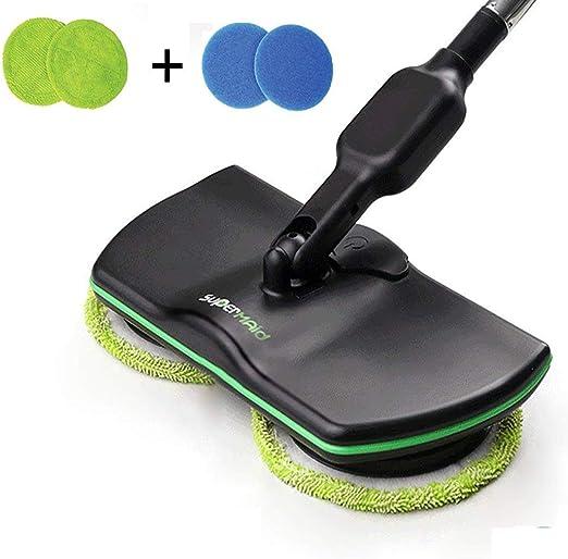 Fregona eléctrica Spinning Mop recargable,Fregadora eléctrica ...