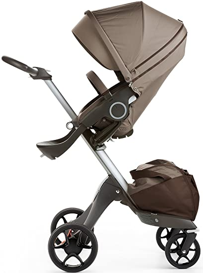 Stokke - Silla de paseo xplory v5 marrón: Amazon.es: Bebé