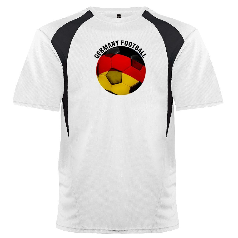 Amazon Custom Germany Soccer Ball 2 Jersey Personalized With