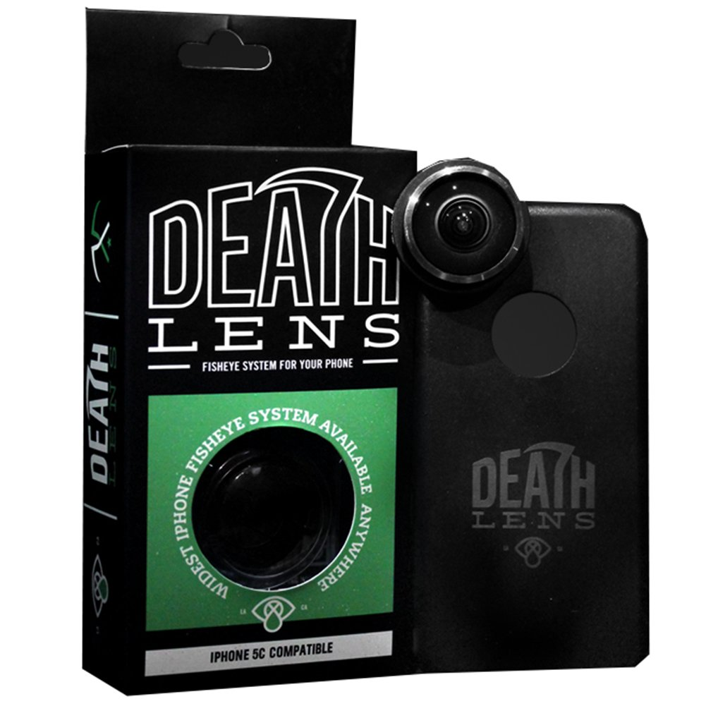 Death Lens Unisex Fish Eye Lens for Iphone 5c One Size