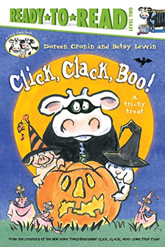 Click, Clack, Boo!/Ready-to-Read: A Tricky Treat (A Click Clack Book) -