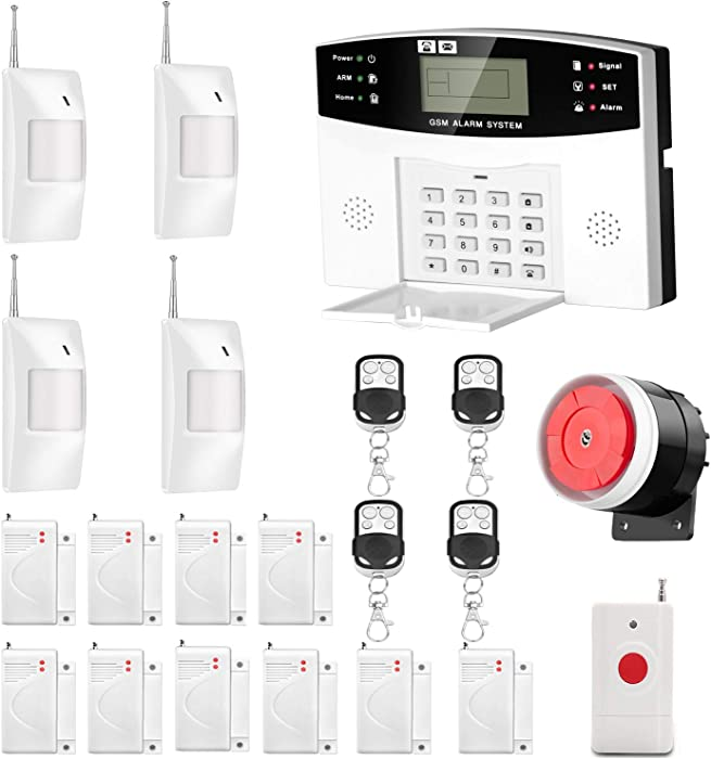 Top 10 Bibene Wifi Home Security Alarm System Camera