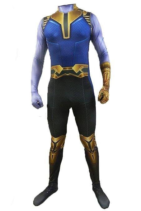 Avengers Vengadores 4: Endgame Thanos Onesies Overall Traje ...