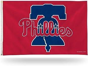 Rico Industries Philadelphia Phillies Banner Flag