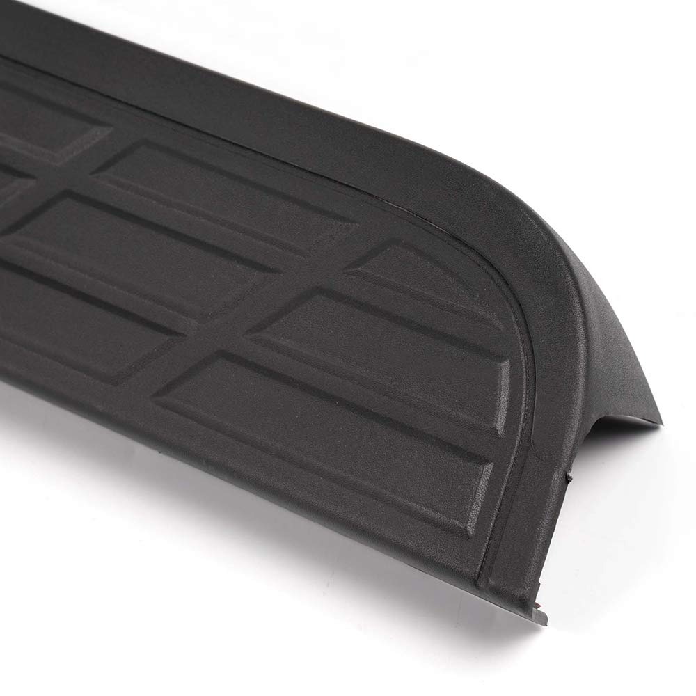 OE Style Tailgate Spoiler Cap Molding Top Protector Cover For 2007-2013 Chevrolet Silverado GMC Sierra1500 2007-2014 Silverado GMC Sierra2500//3500