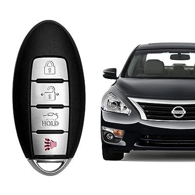 VOFONO Smart Key Fob Keyless Entry Remote fits for 2013-2015 Nissan Altima / 2014-2016 Infiniti QX60 / 2013 Infiniti JX35 (KR5S180144014) Pack of 1: Automotive