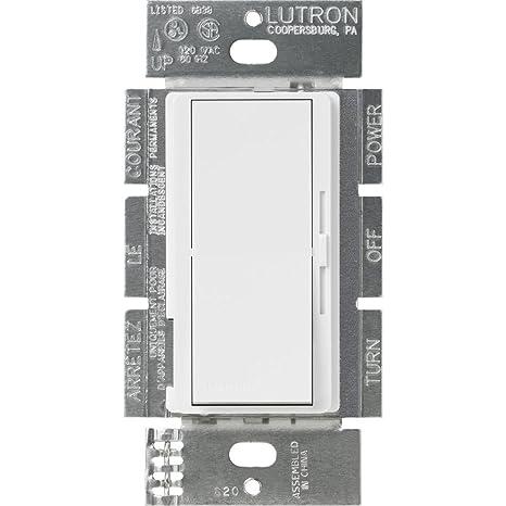 61VPklfzDxL._SX466_ lutron dvstv wh diva 8 amp 3 way single pole 0 10v dimmer, no leviton ip710 lfz wiring diagram at aneh.co