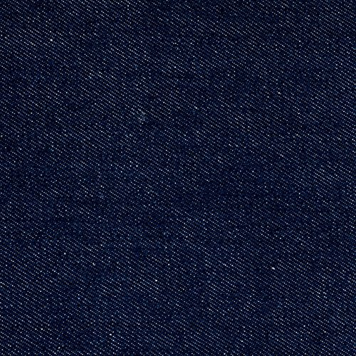 Fabric Cotton Denim 10oz Indigo Yard