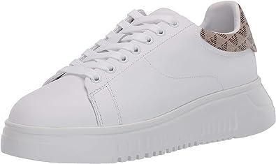 Emporio Armani Women's Flat Sneaker