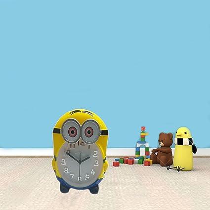 Cute Cartoon Alarm Clock for Kid's Room Décor/StudyTable