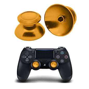 Amazon.com: xfuny (TM) metal Analog Thumbsticks Pulgar Stick ...