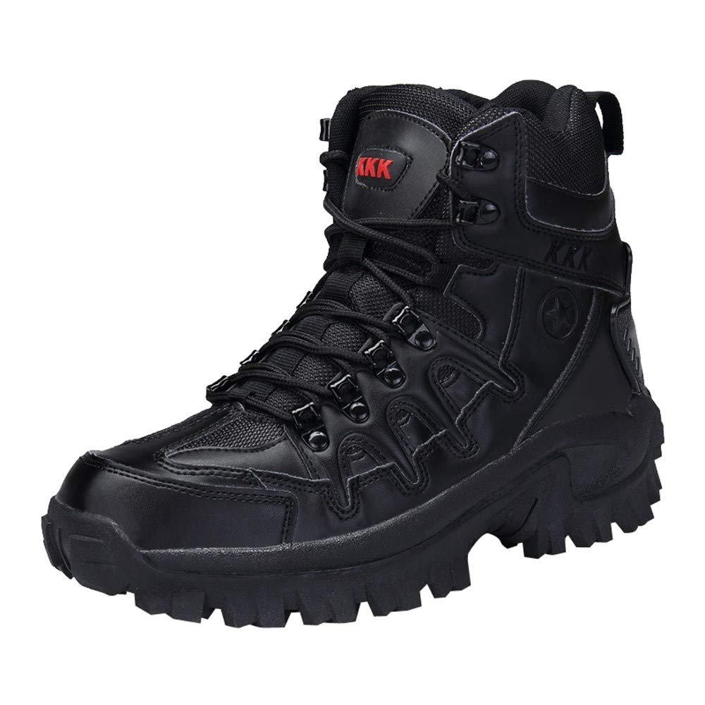 Realdo メンズ B07H9943WS 7 M US|ブラック ブラック 7 M US