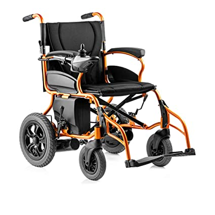 Amazon.com: Electric Wheelchair Portable, Strong and Durable ...