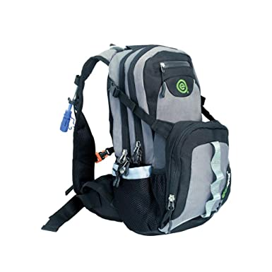 Amazon.com | Ecogear Water Dog Hydration Backpack, Black, One Size ...