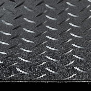 Amazon Com Rv Trailer Diamond Plate Pattern Flooring
