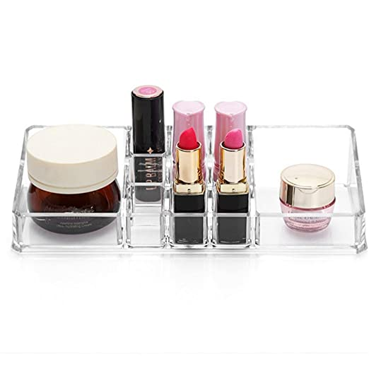upxiang cosméticos Make Up organizador almacenamiento de ...