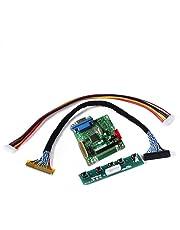 "ZREAL MT6820-B Universal LVDS LCD Controller Controller Board 5V 10""- 42"" Set"