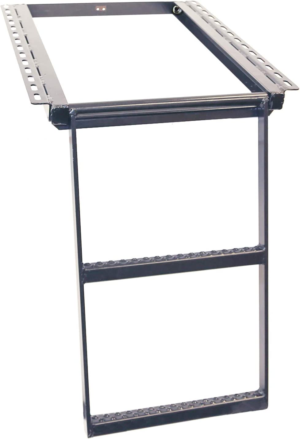Buyers Products 5232001 Stainless Steel 2-Rung Retractable Truck Step