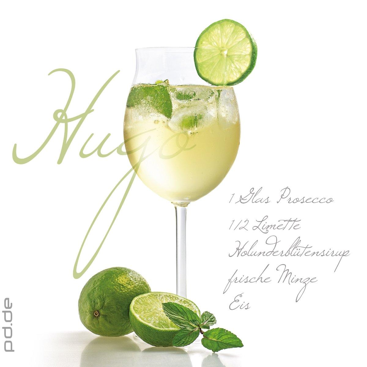 Hugo-Cocktail-Minze