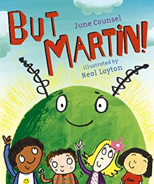 book cover of But Martin!