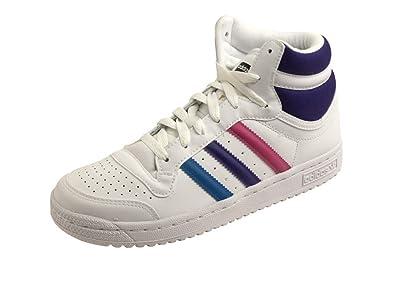 Adidas Top Ten Hi J G51555 Mädchen Schuhe Weiss: