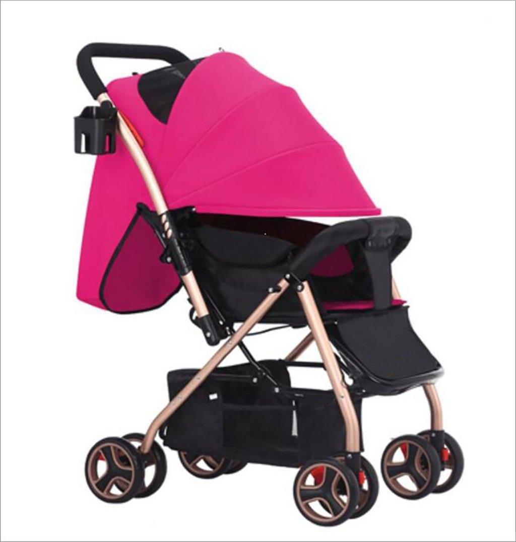 赤ちゃんトロリーは、座っていることができます軽いポータブル折りたたみ小型ミニ四季ユニバーサル子供の手の傘の車 (色 : 9) B07DVBP38N 9 9
