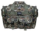 15'' Tactical Duffle Military Molle Gear Shoulder Strap Range Bag TF115 DMBRN Digital Camo Brown